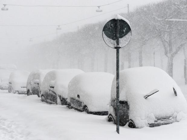Tormenta de nieve deja 10 muertos en Estados Unidos, 23 de Diciembre 2012