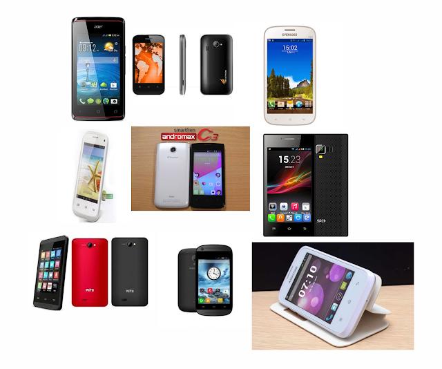 9 Smartphone Android Murah Meriah di Bawah 800 Ribu Rupiah