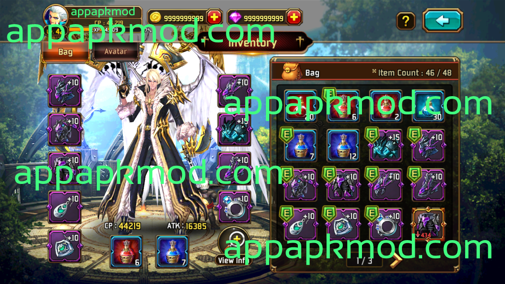 [Android Mod] Kritika: The White Knights Mod (Unlimited