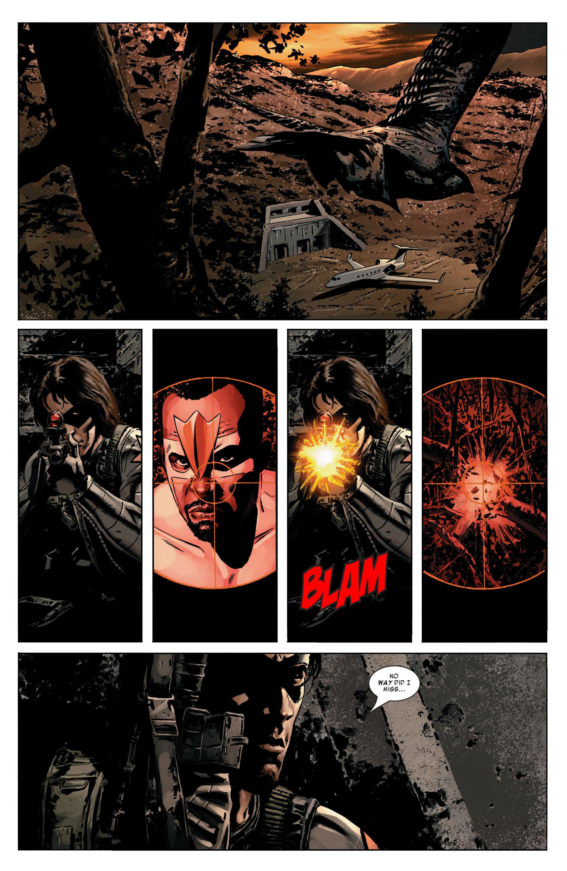 Captain America (2005) Issue #14 #14 - English 2