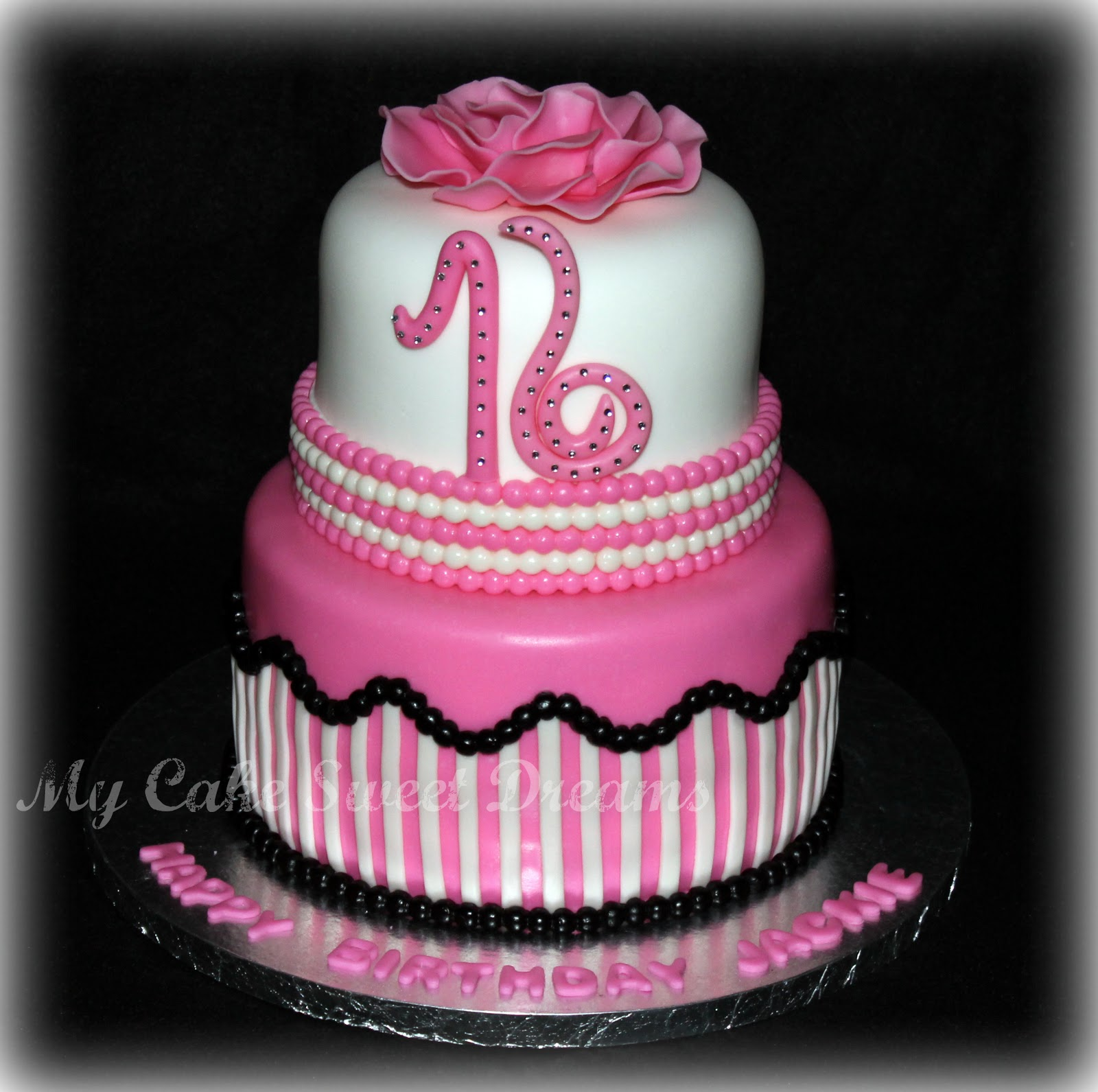 Birthday Cake Images Sweet :
