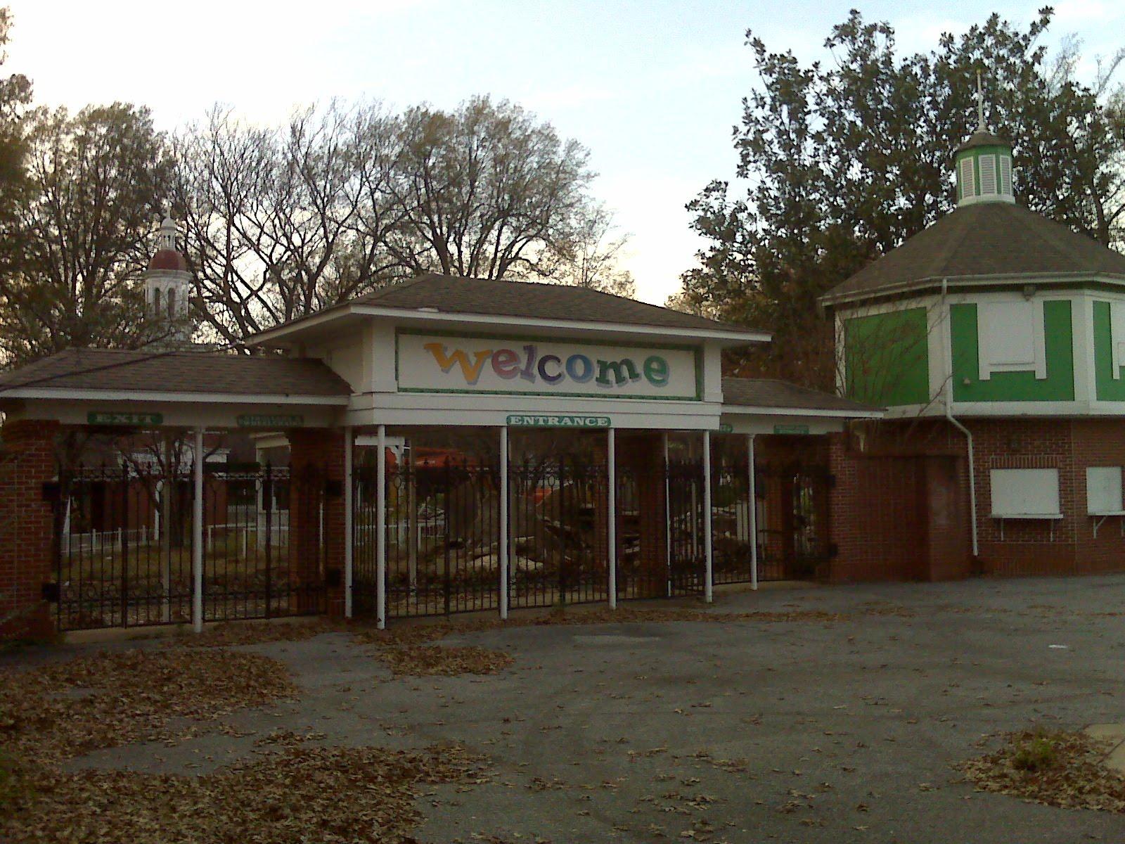 Real Haunted Places: Memphis, TN - Libertyland