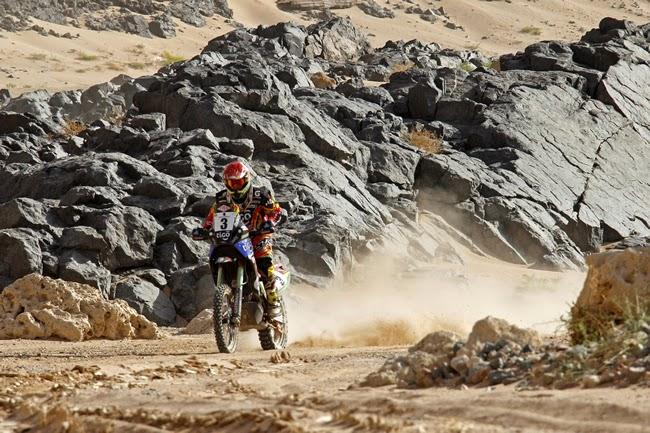 Chavo Salvatierra - Bolivia - Dakar Por Bolivia