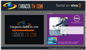 Image Result For Caracol En Vivo Directo Gratis