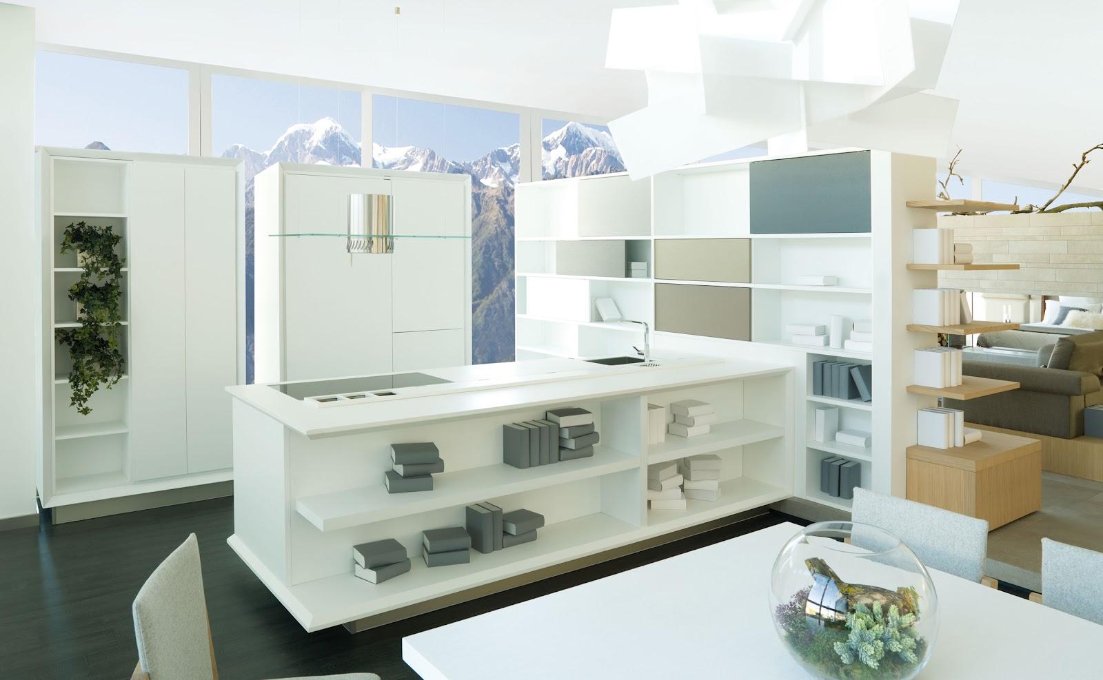 Cocinas de lujo quiero reformar mi casa - Quiero reformar mi casa ...