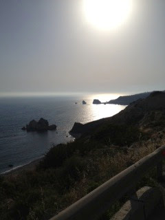 Aphrodites Rock, nr Paphos, Cyprus