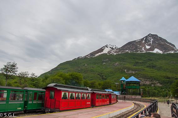 Ushuaia. Argentina