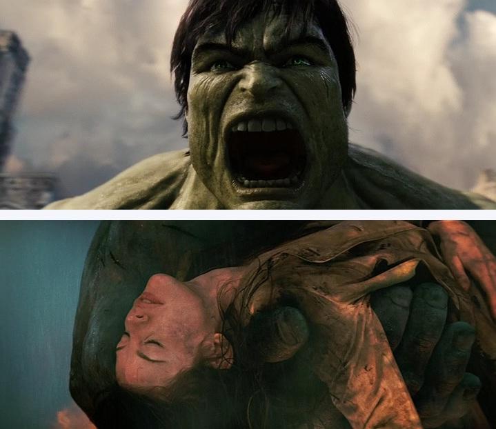 The Incredible Hulk (2008) Full Movie Watch Online Free