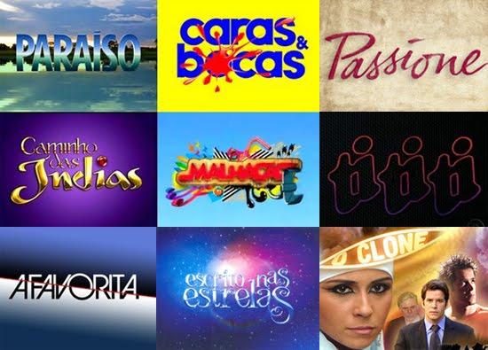 Globo HD e Record Alanzinho apostam em novelas !