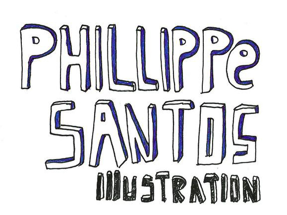 Phillippe Santos . Design . Illustration