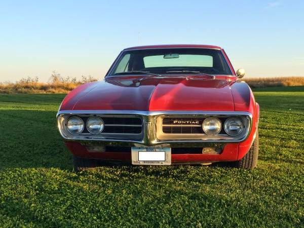 1967 Pontiac Firebird For Sale Buy American Muscle Car