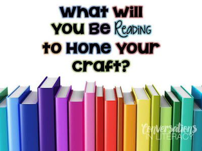 Books to read this summer for PD for teachers