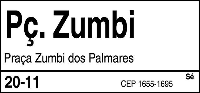 Praça Zumbi dos Palmares
