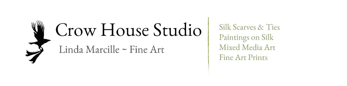 Linda Marcille, Fine Art ~ Crow House Studio