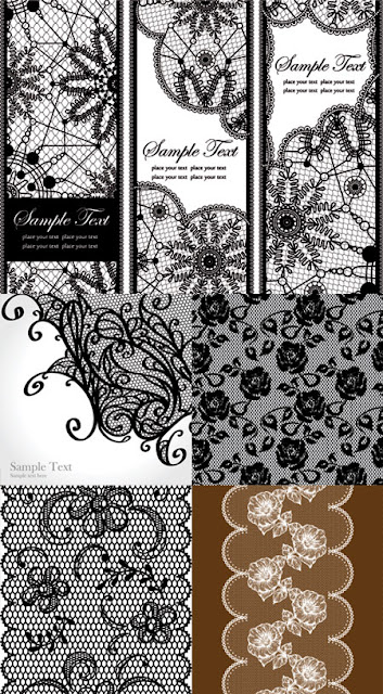 Vintage Lace Backgrounds