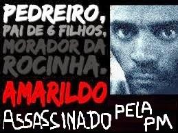 A polícia brasileira é caso de polícia!