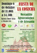 Mercadillo Agroecológico y de Artesania del Reciclaje