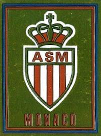 Panini foot nostalgie album panini foot 1980 1981 - Ecusson as monaco ...