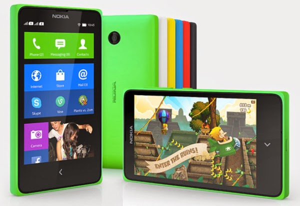 Thursday, Nokia X Will Launched in Indonesia