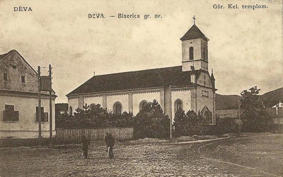 Biserica grec-ortodoxa din Deva