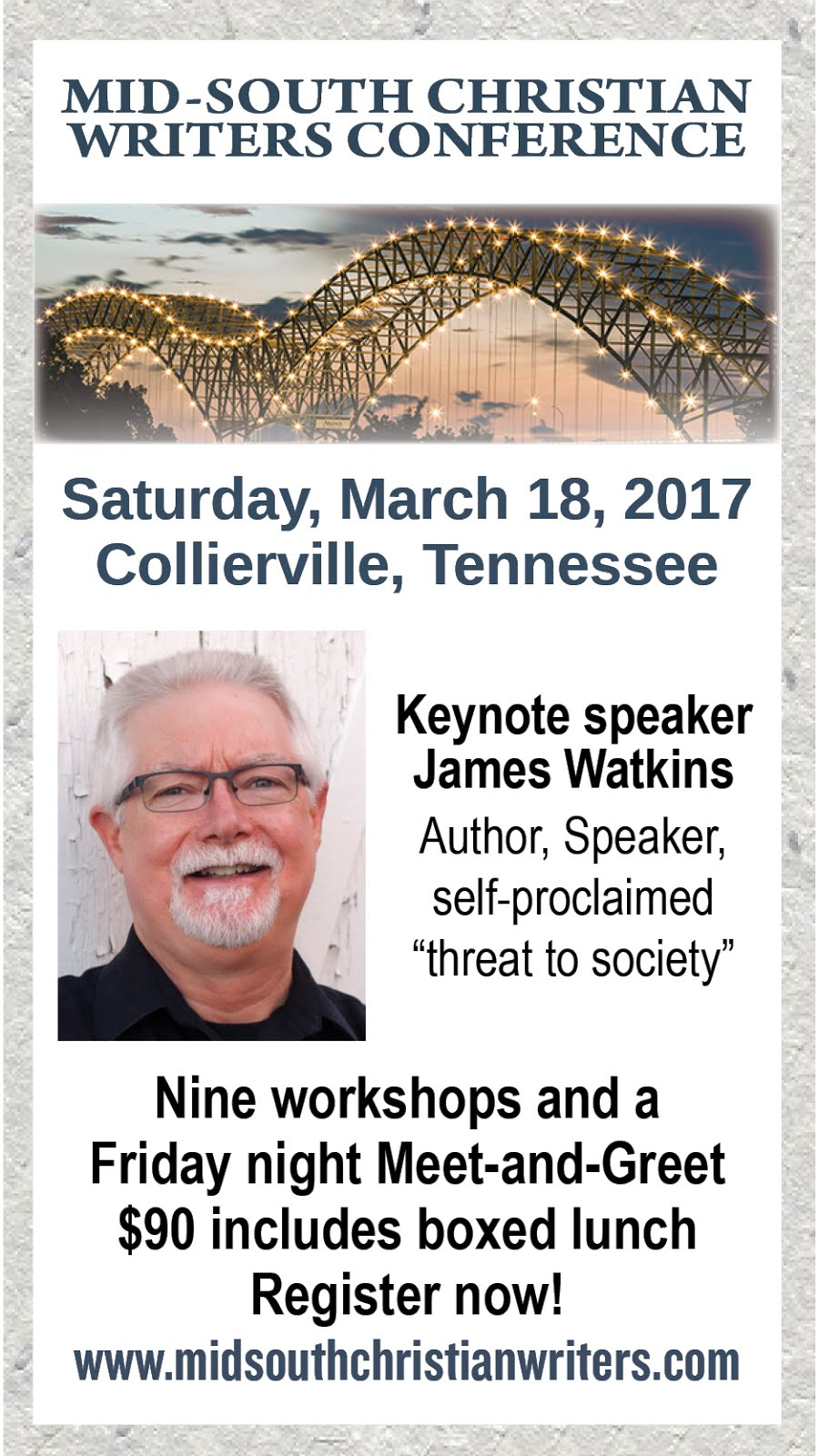 Don't Miss This Conference!