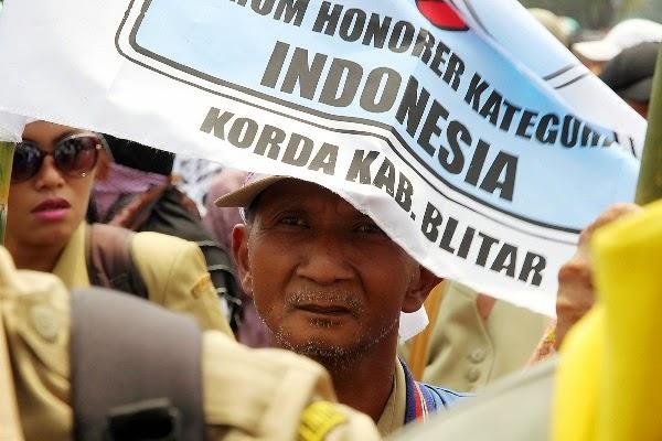 Honorer K2 Tua PPPK Bukan Untuk Menampungnya