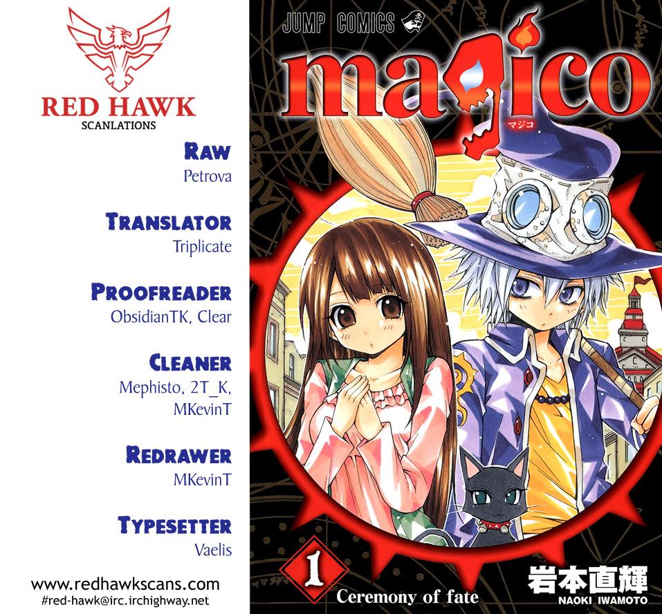 อ่านการ์ตูน Magico 48 ภาพที่ 21