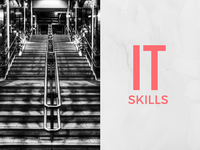 Useful Skills To Get Ahead In IT