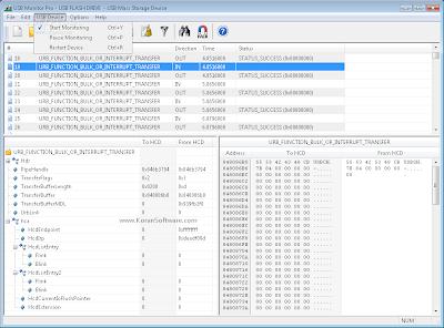 USB Monitor Profesional 2.7