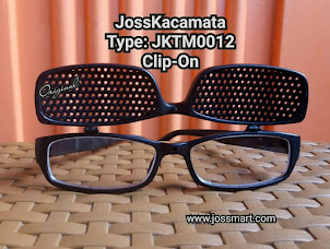 Vision Therapy Eye Wear Pinhole Glasses, TYpe : JKTM0012