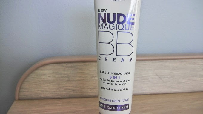 loreal nude magique bb cream medium
