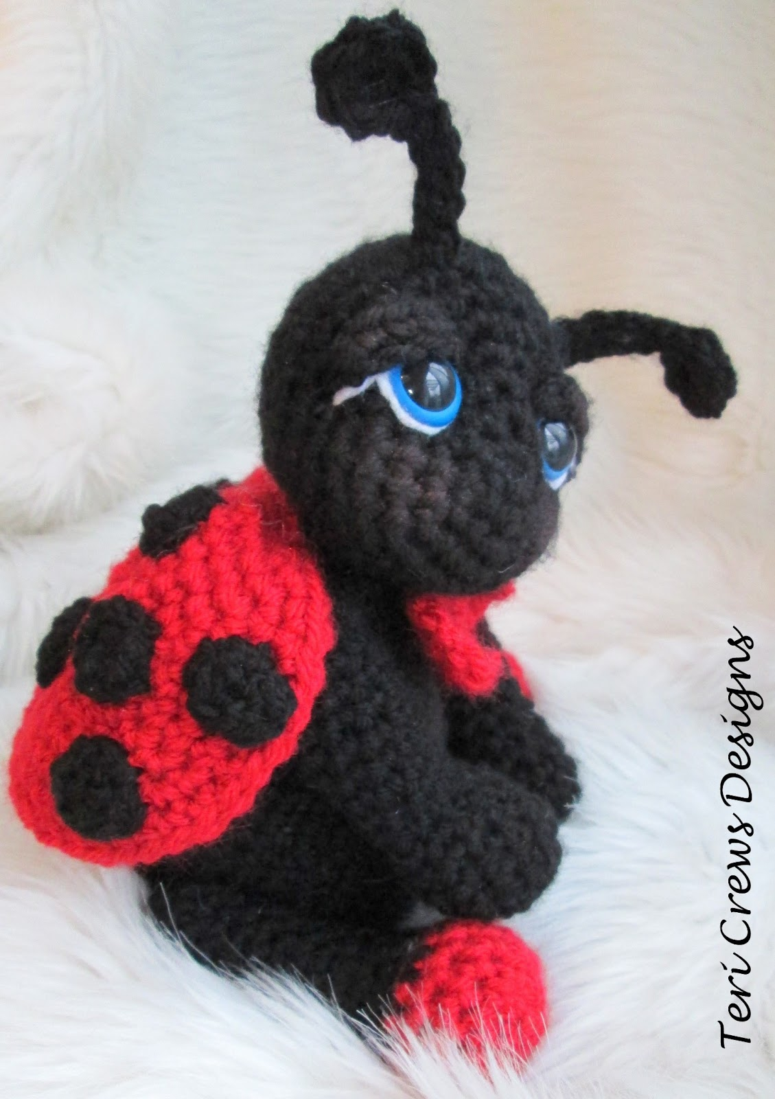 Teris blog new free ladybug pattern new free ladybug pattern bankloansurffo Choice Image