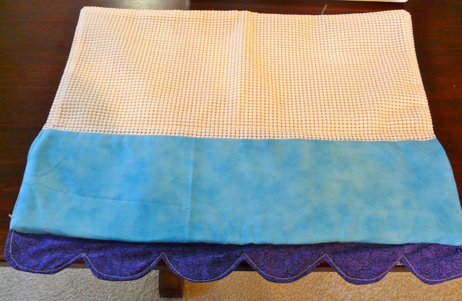 My apron time detail