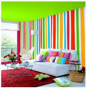 Revoluciona tus espacios el color y sus sensaciones - Decoracion de paredes colores ...