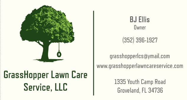 GrassHopper Lawn Care Service, LLC