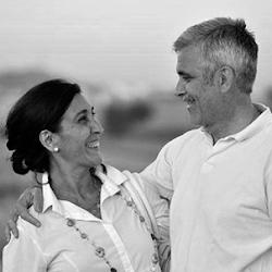 Teresa Diez e Alfonso Basalo