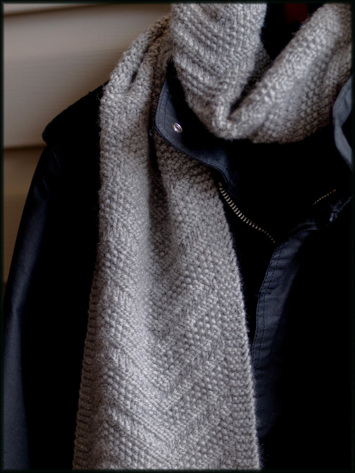Knitting Patterns For Men Scarf : Wyndlestraw Designs: How long shall I make this scarf?