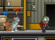 Tom and Jerry Tales vs Zombies