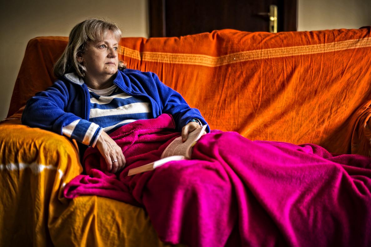 El síndrome de fatiga crónica multiplica por 6 el riesgo de suicidio.