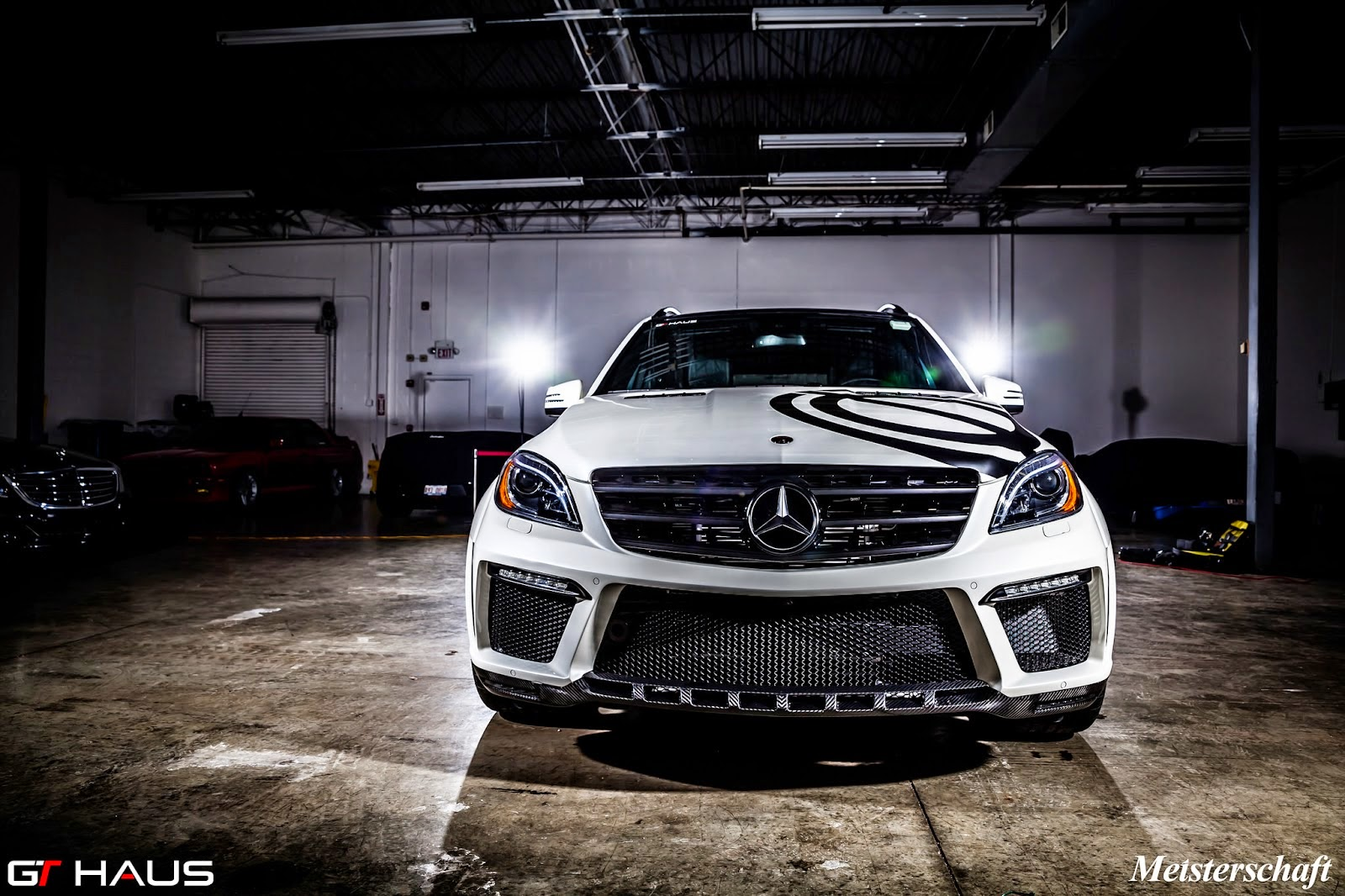 mercedes benz ml 63 amg inferno by meisterschaft gt haus benztuning. Black Bedroom Furniture Sets. Home Design Ideas