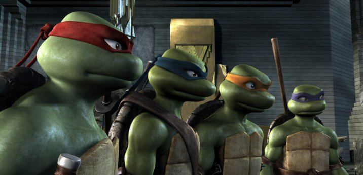 O G Turtle Documentary Neko Random: Things I ...