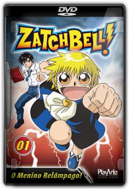 Torrent - Zatch Bell! DVDRip