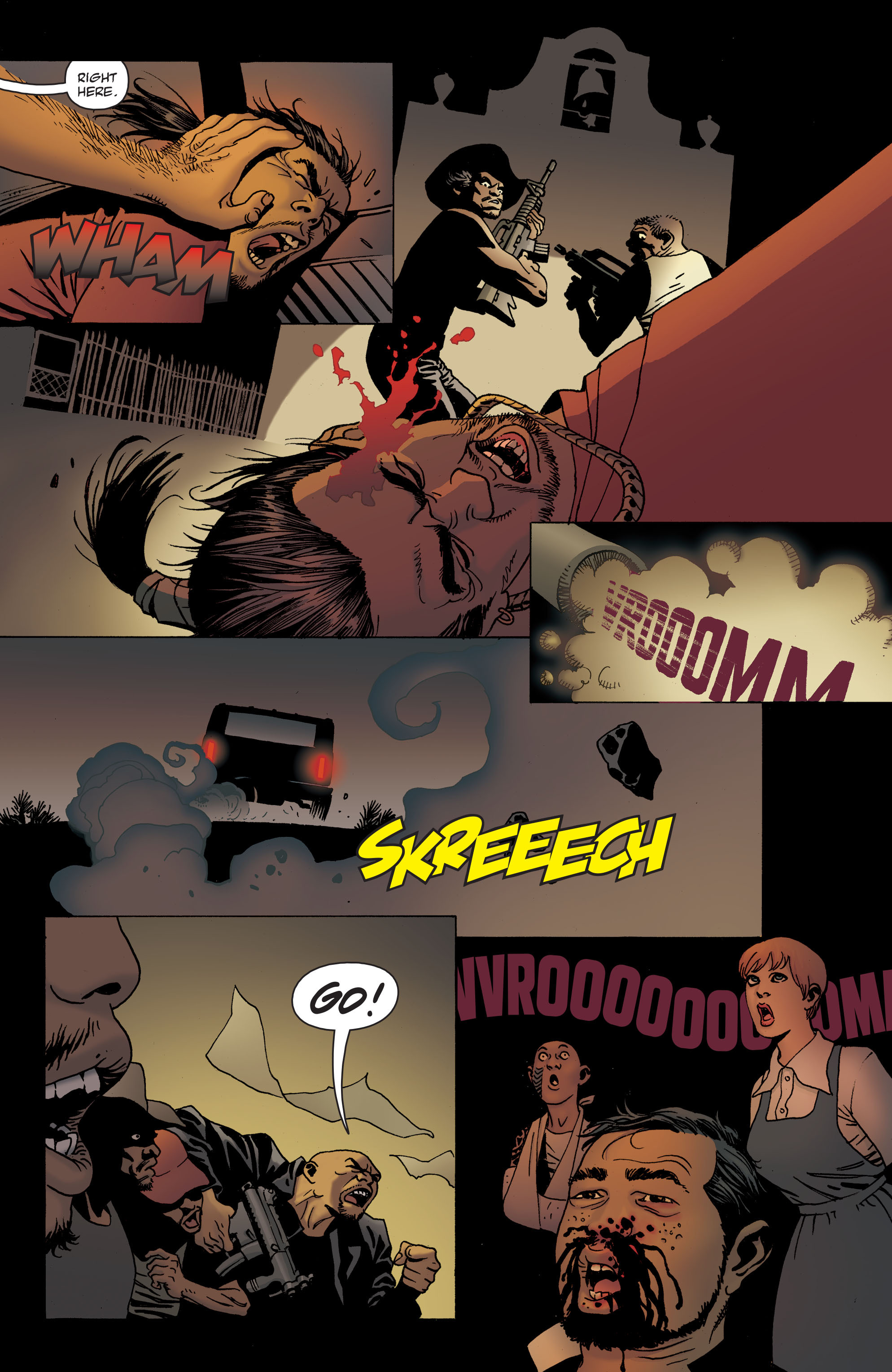 100 Bullets: Brother Lono Full Page 136