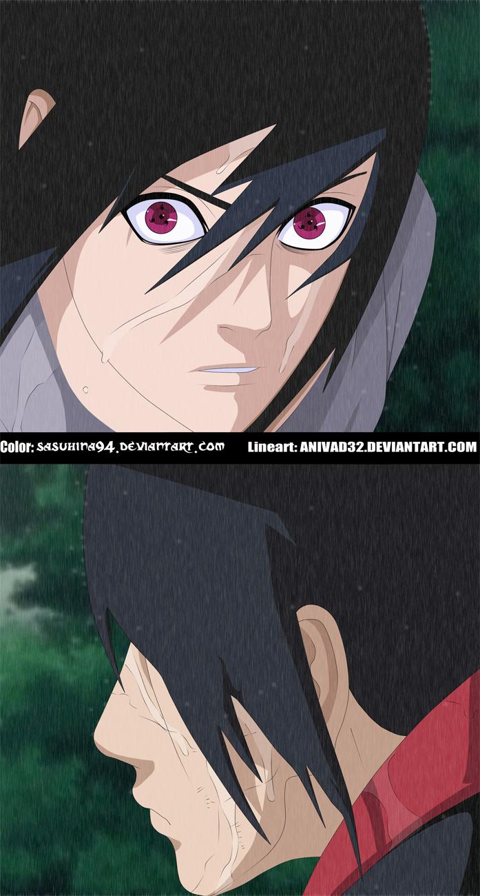 Naruto chap 598 Trang 17 - Mangak.info