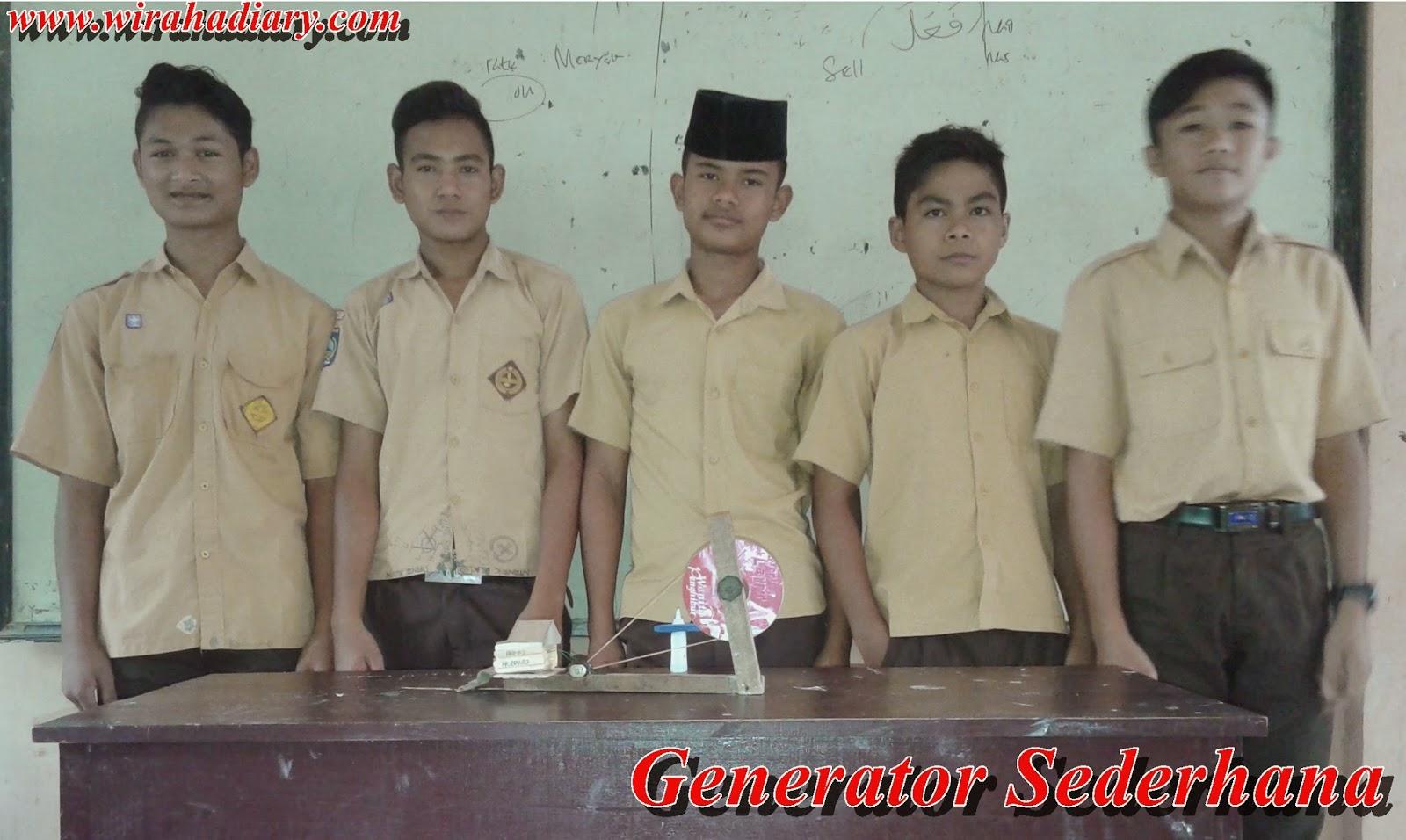Generator Sederhana