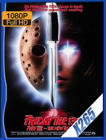 Friday 13th Part 7 (1988) x265 [1080p] [Latino] [GoogleDrive] [RangerRojo]
