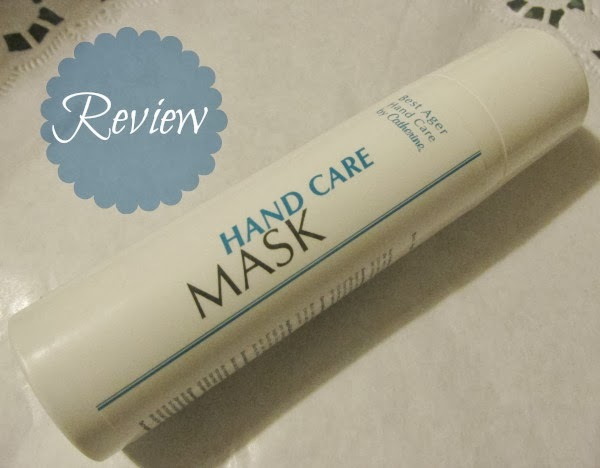 Catherine Hand Care Mask - Review