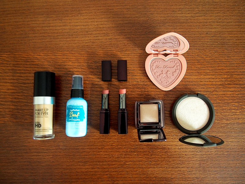 sephora makeup product haul