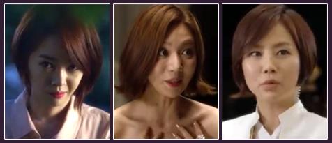 Kim Bo Mi 보미 as Heo Young Mi, Ha Yun Joo 하연주 as Jung Soo Ah and Uhm Soo Jung 엄수정 as Yang Kyung Hee