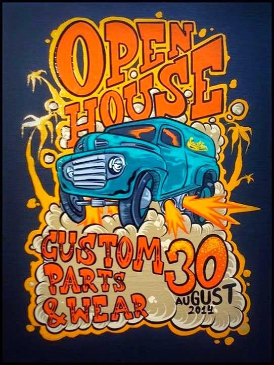 C P & W // Open House 2014
